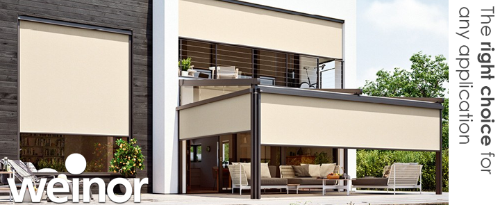 Weinor Awnings | Retractable Awnings, Retractable Fabric ...