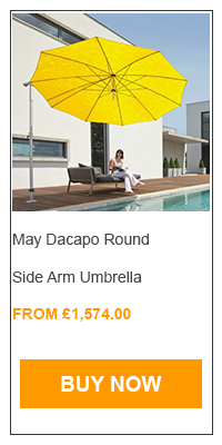 may Dacapo round parasol