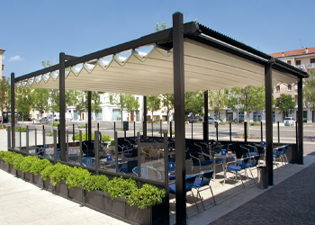 Retractable Roof Systems Canopies Louvred Roofs Samson