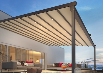 Retractable Roof Systems, Canopies, Louvred Roofs | Samson