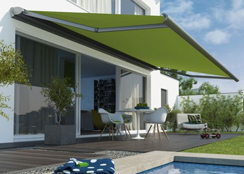 Retractable Patio Awnings for Domestic Use   Samson Awnings
