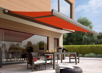 promo code d53e5 f5c22 Retractable Patio Awnings for Domestic Use | Samson Awnings