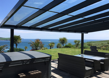 Glass Terrace Covers