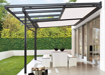 Fixed Roof Terrace Covers Terrace Covers Terrace Canopy Patio Roof Glass Veranda Glass Roofs From Samson Awnings