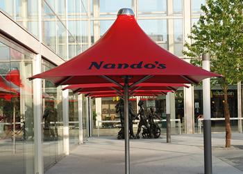 Vortex Commercial Umbrellas