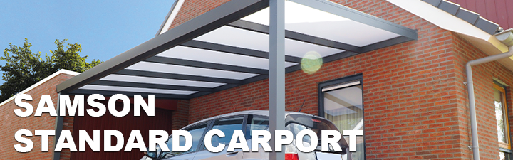 Samson Standard Carport