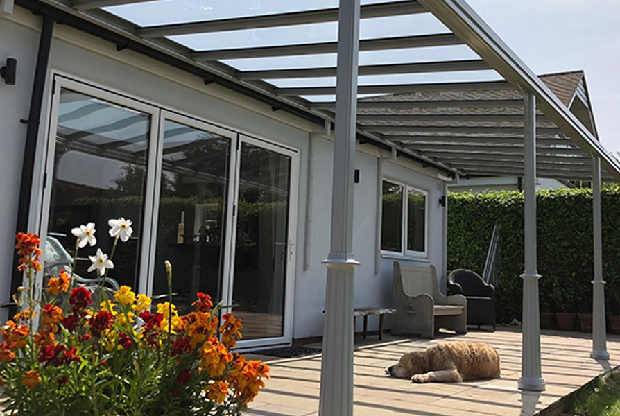 Samson G6 Glass Veranda - Samson Awnings