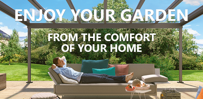 Enjoy Your Garden From Home