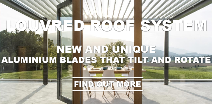 Louvred Roof System