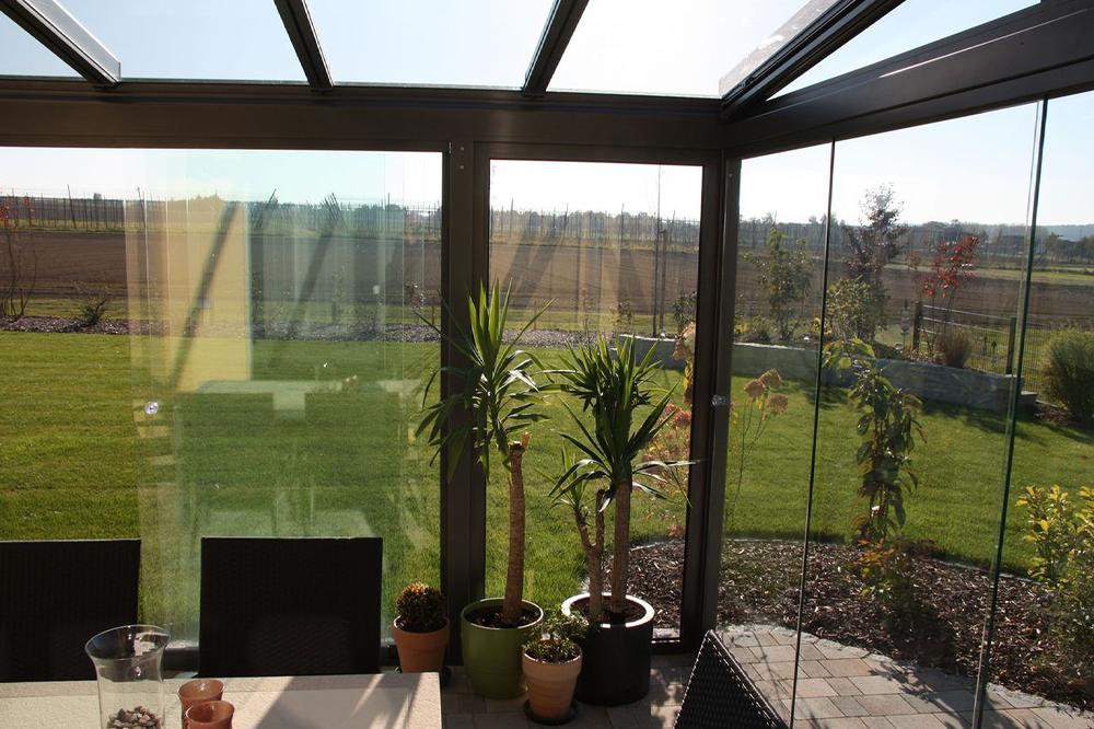 Garden Glassroom Views