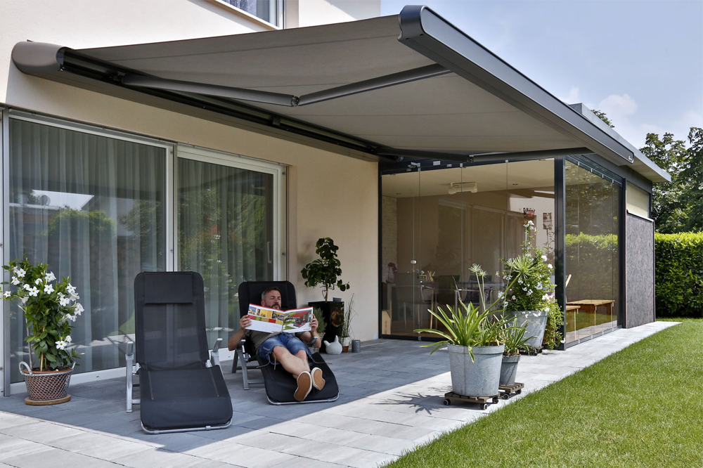 Markilux MX-1 Retractable Awning