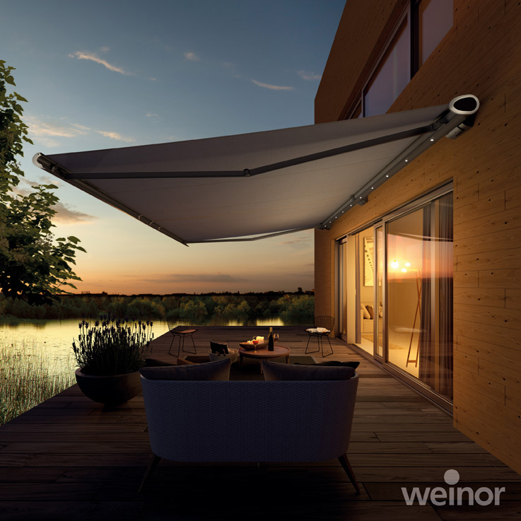 Weinor Retractable Awning