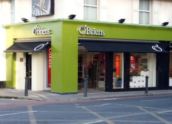 Branded Shop Awning